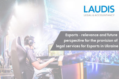 Esports – relevance and future perspective for the provision of legal services for Esports in Ukraine