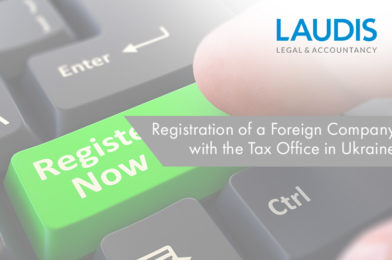 Registration of a Foreign Company with the Tax Office in Ukraine